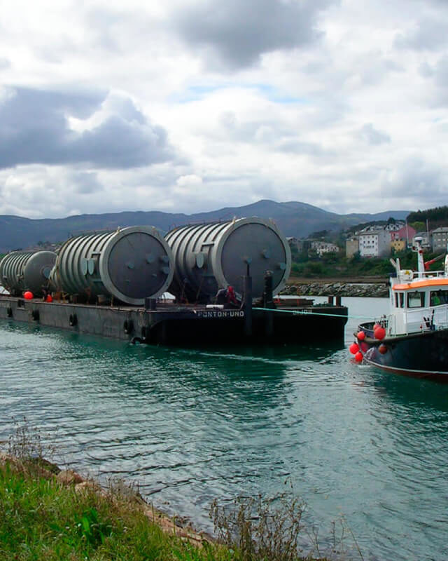 proyectos logísticos